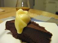 Boca Negra w/ White Chocolate Ganache