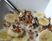 granola-in-milk