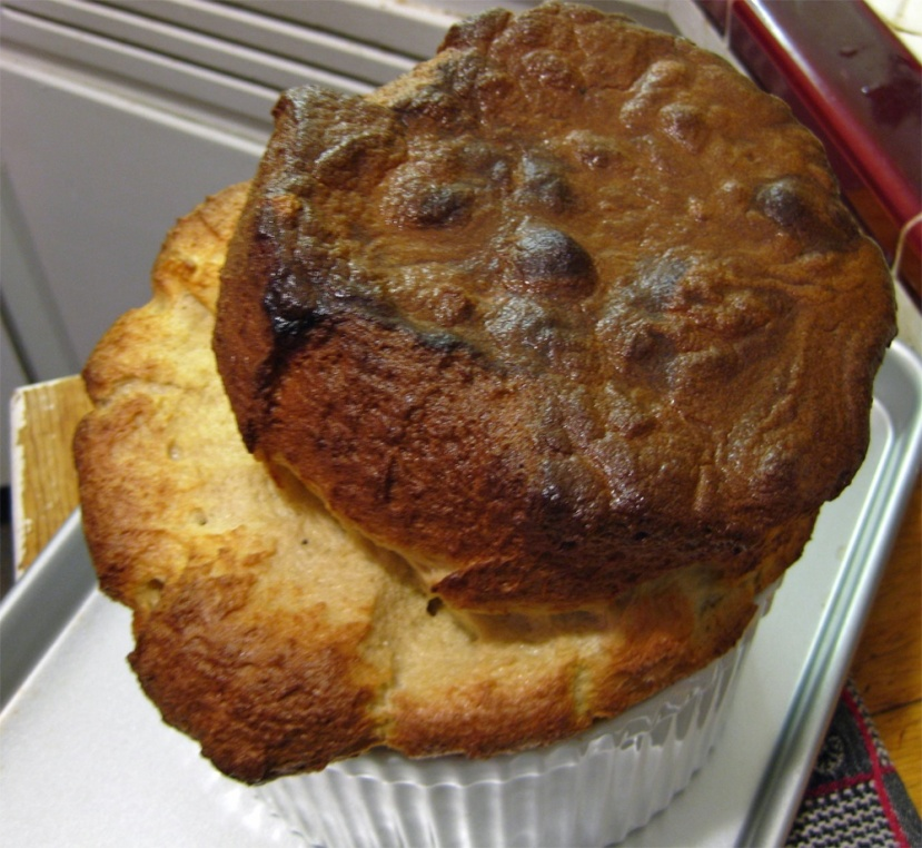 """Our Stout and Cheddar """"UK Soufflé"""""""