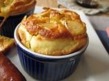 Sweet and Savory Apple Puff Pancakes