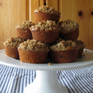 Drop that bran muffin! Eat a heathy, tasty, quinoa muffin instead.