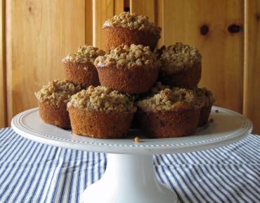 Drop that bran muffin! Eat a heathy, tasty, quinoa muffin instead.