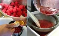Raspberry Syrup