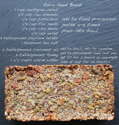 Euro Seed Bread